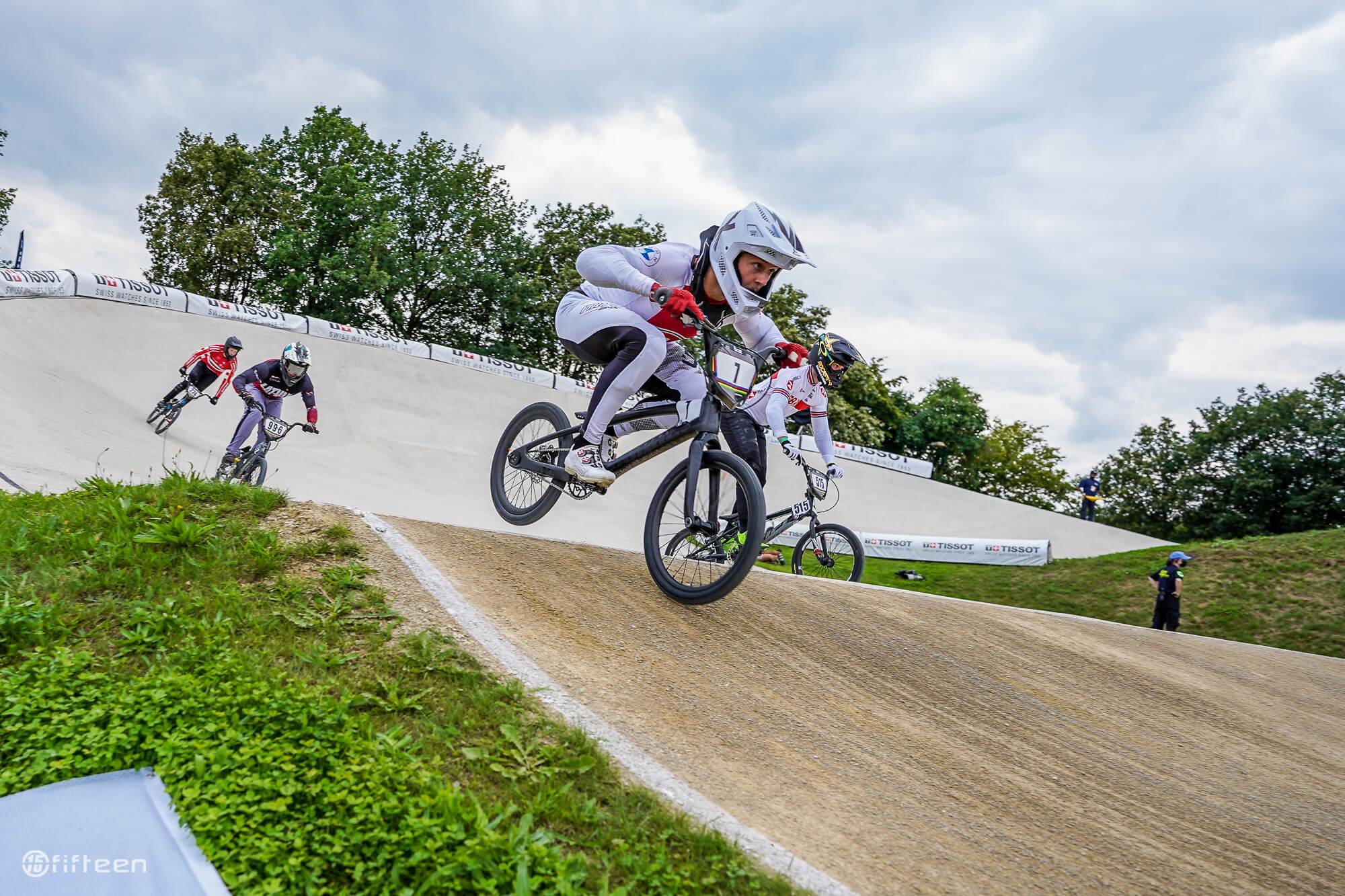 David Graf 2021 UCI BMX World Championships Papendal - DSC09750