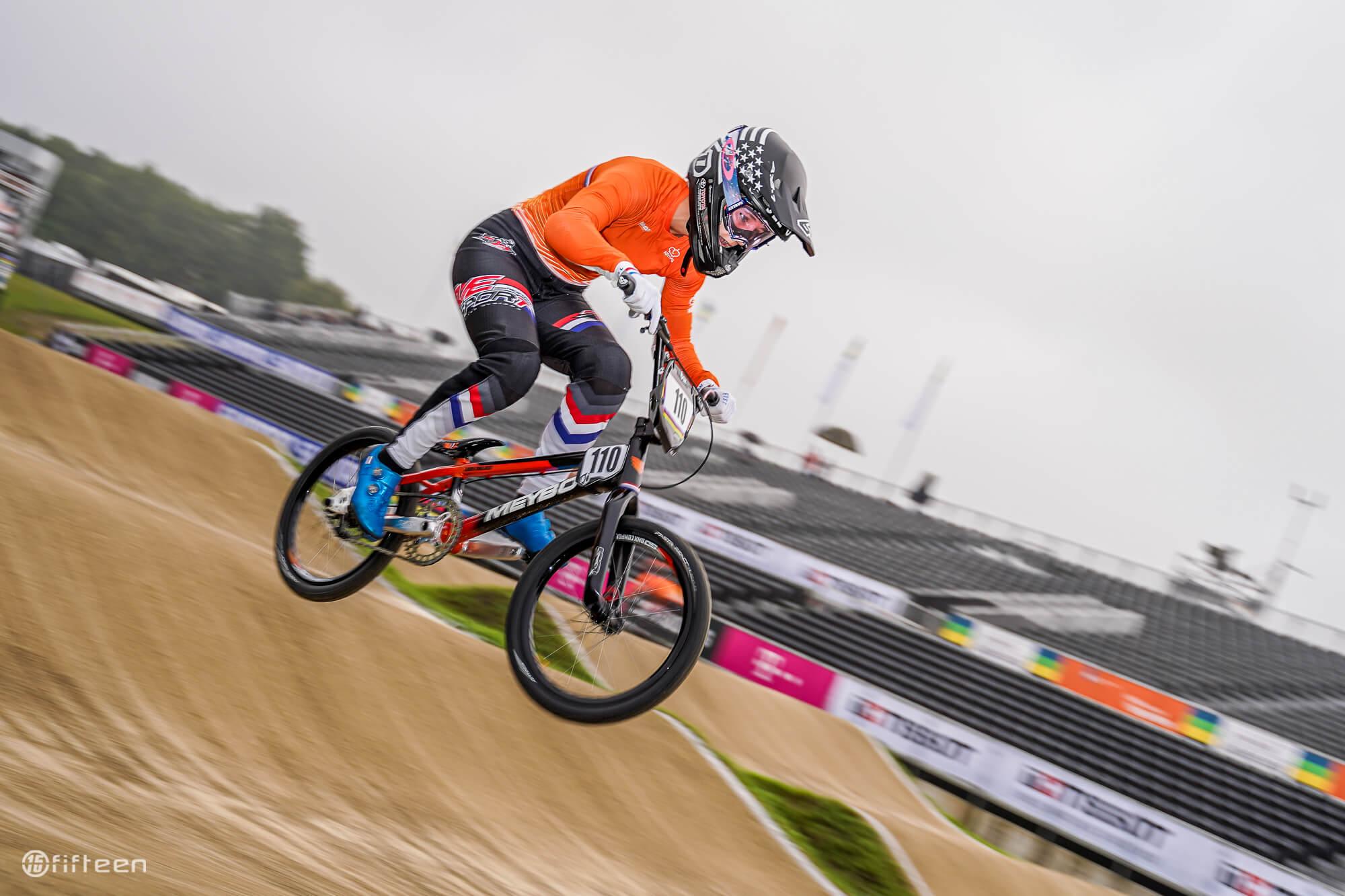 Laura Smulders 2021 UCI BMX World Championships Papendal - DSC09911