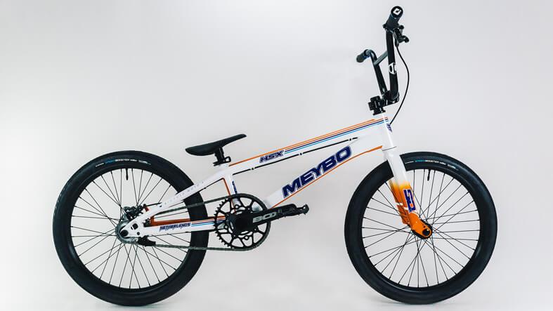 Custom Meybo OS20 | Niels Bensink KTM Pump Track Worlds Edition