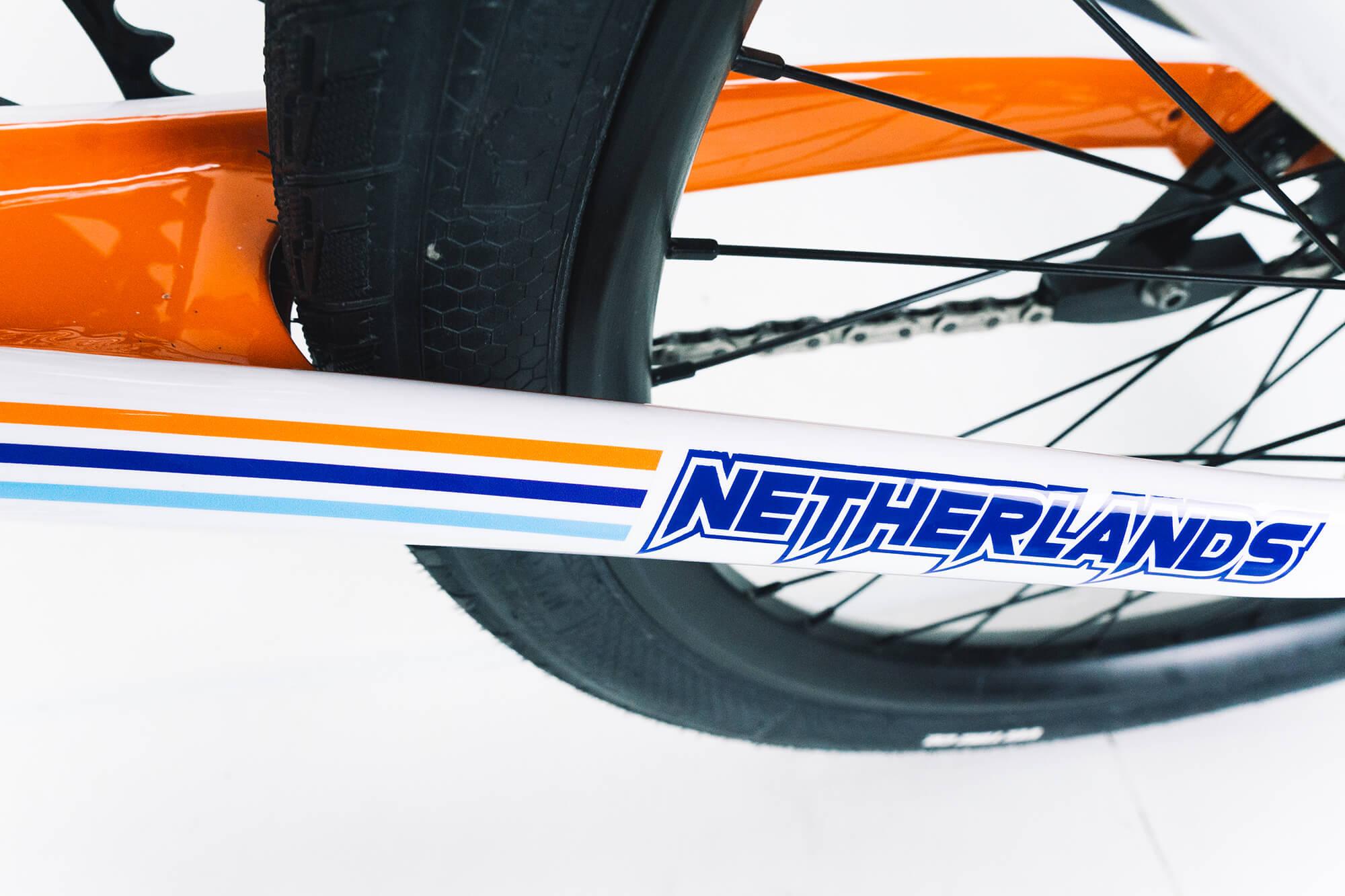 Niels Bensink Meybo OS20 Pump Track Worlds Custom 08