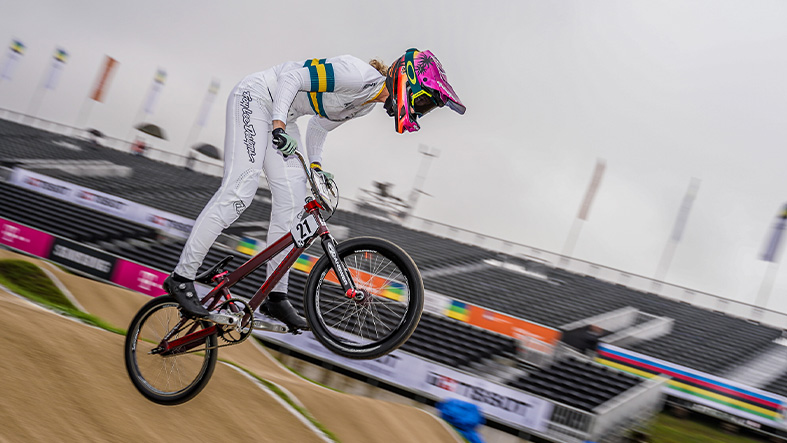 BMX Numerology … the new 'UCI International Elite Number System'